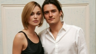 Kiera Knightley a Orlando Bloom