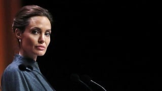 Angelina Jolie na  'End Sexual Violence in Conflict' summite