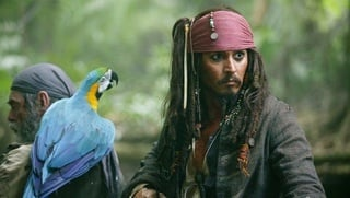 Johnny Depp (Jack Sparrow)