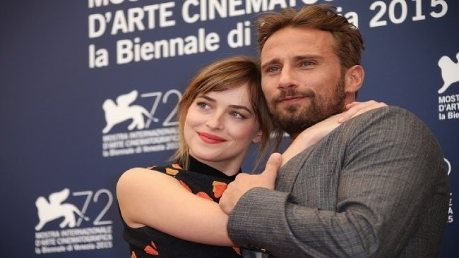 Dakota Johnson, Matthias Schoenaerts