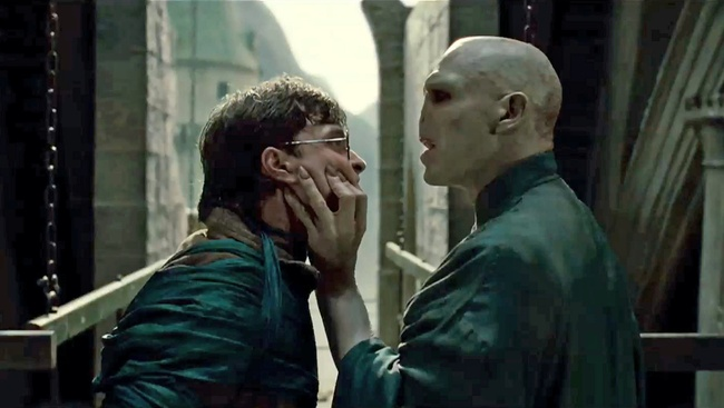 Harry Potter a Voldemort