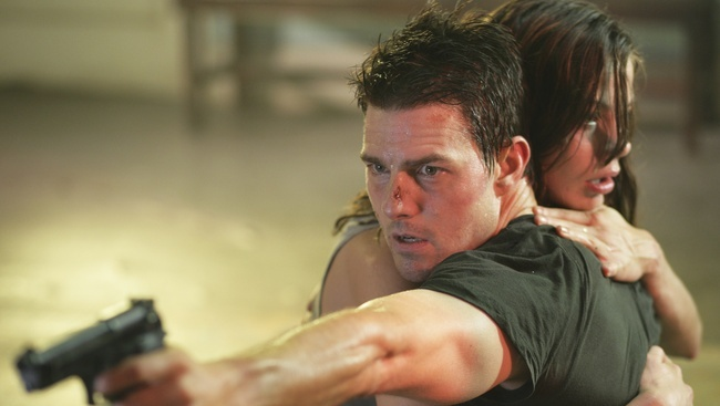 Z filmu Mission: Impossible III