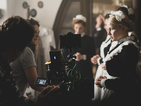 Začalo sa nakrúcanie nového filmu Mariany Čengel Solčanskej