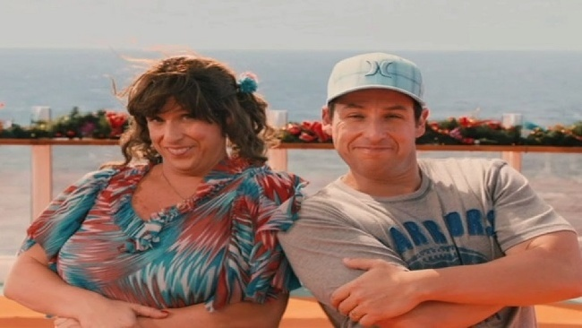 Jack & Jill, Adam Sandler