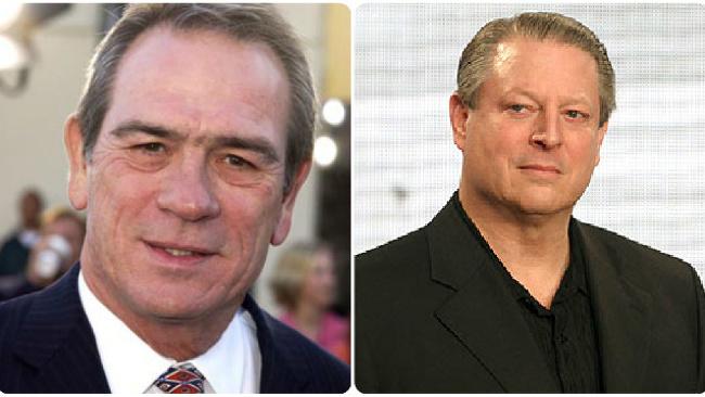 Tomy Lee Jones, Al Gore