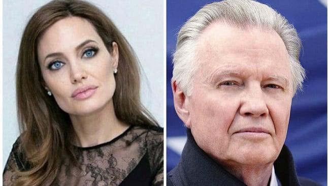 Angelina Jolie a Jon