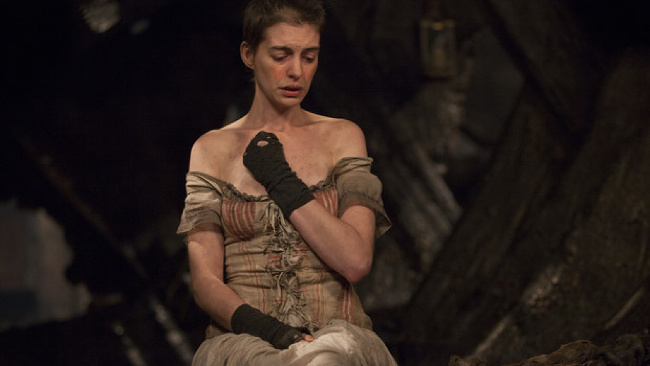 Anne Hathaway, Bedári