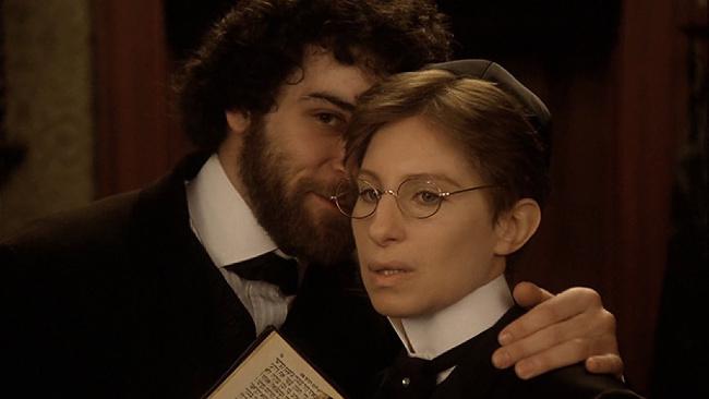 Barbra Streisand (Yentl)