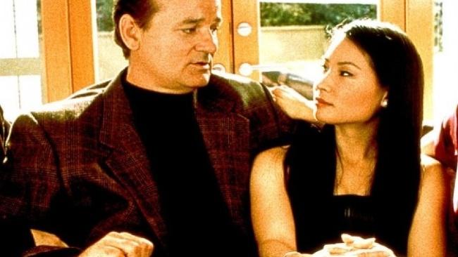 Bill Murray a Lucy Liu