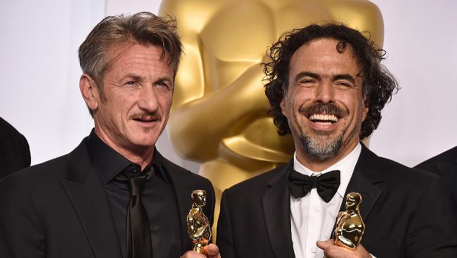 Sean Penn a režisér snímky Birdman či 21 gramov, Alejandro Ińárritu