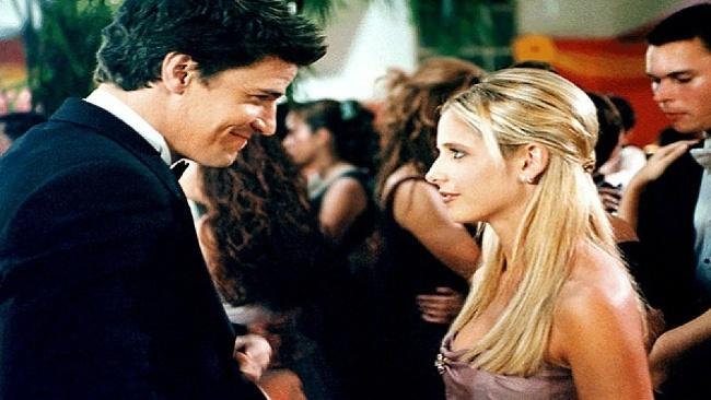 Buffy, Angel, Buffy the