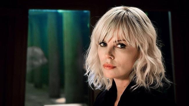 Charlize Theron (Atomic Blonde: