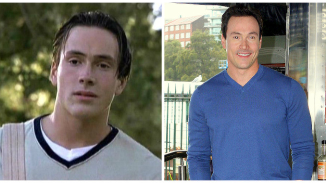 Chris Klein ako Chris