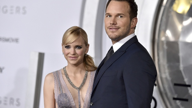 Chris Pratt a Anna