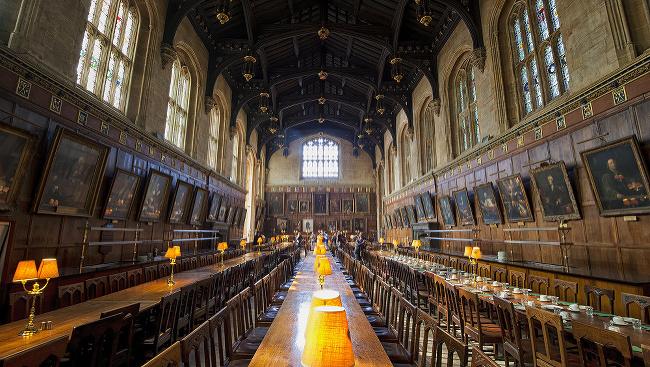 Fakulta Christ Church na Oxforde