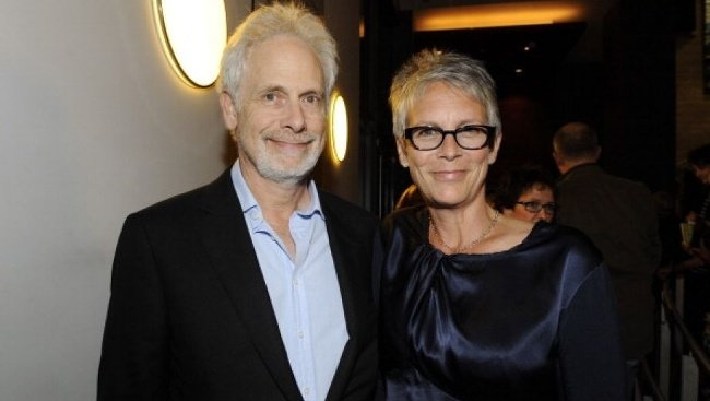 Christopher Guest a Jamie Lee Curtisová
