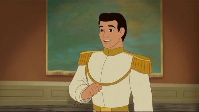 Cinderella, Prince Charming
