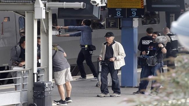 Clint Eastwood, 15:17 Paríž