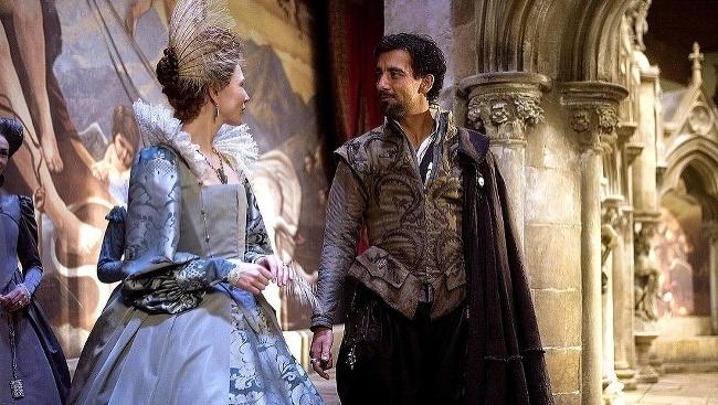 Z filmu Kráľovná Alžbeta: Zlatý vek