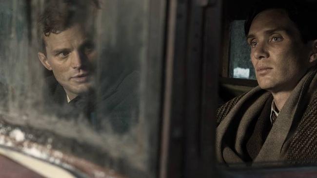 Jamie Dornan vo filme