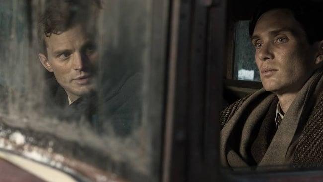 Jamie Dornan vo filme Anthropoid