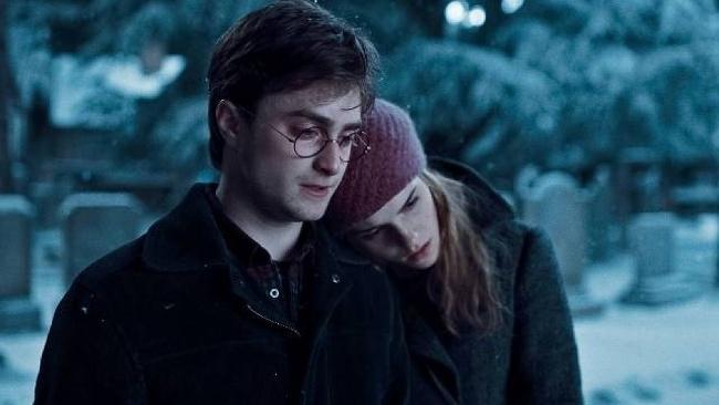 Harry Potter a Dary smrti 1