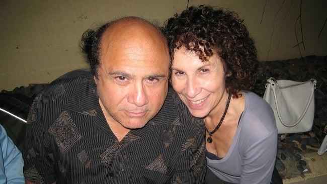 Danny DeVito a Rhea Perlmanová