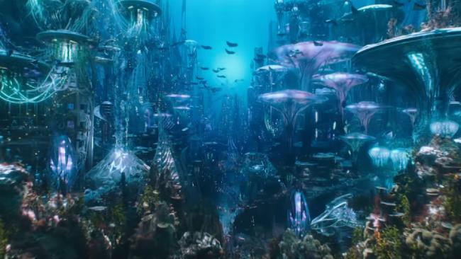 Komiksovka Aquaman