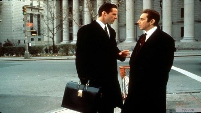 Diablov advokát, Keanu Reeves