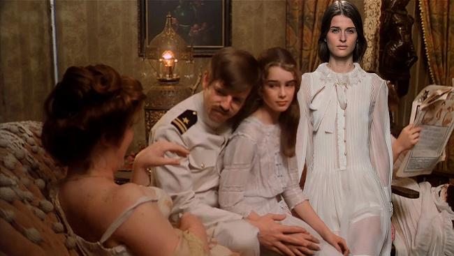 Z filmu Dievčatko