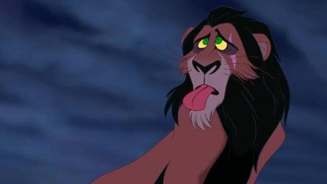 Scar, Disney