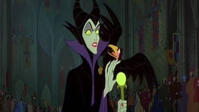 Zloba, Disney