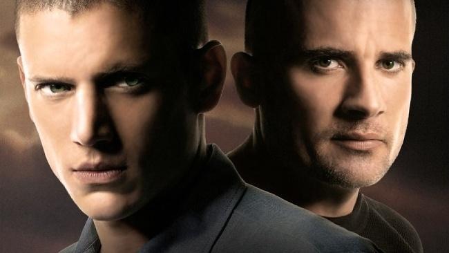 Dominic Purcell a Wentworth Miller v seriáli Prison Break
