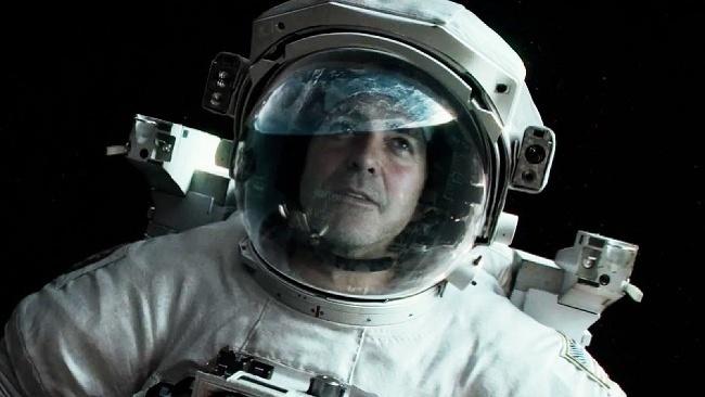 George Clooney, Gravity