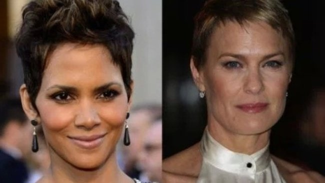 Halle Berry a Robin Wright