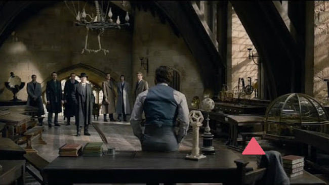 Film Fantastické zvery: Grindelwaldove