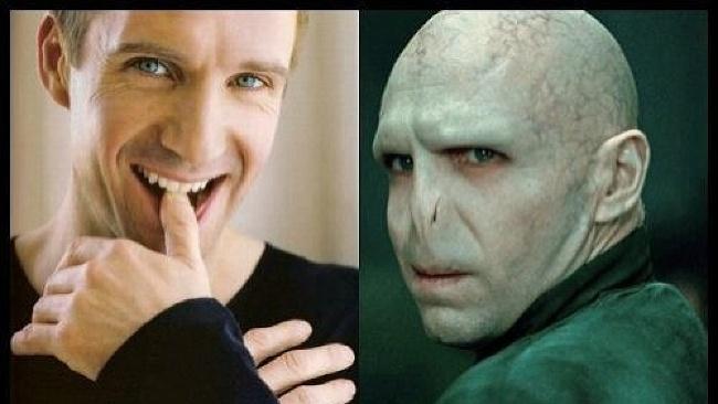 Ralph Fiennes vo filme Harry Potter a Dary Smrti - 2.