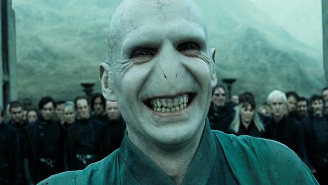 Voldemort, Harry Potter