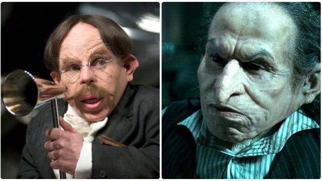 Warwick Davis, Harry Potter