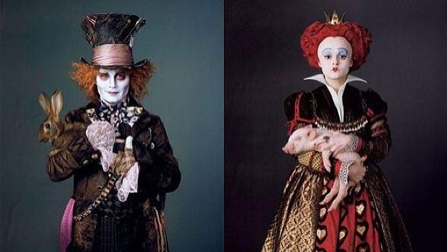 Helena Bonham Carter, Johnny