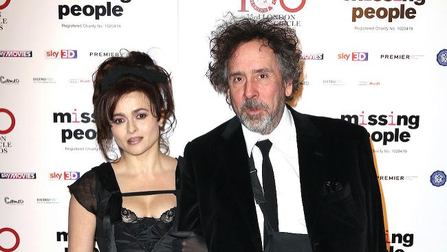 Tim Burton, Helena Bonham