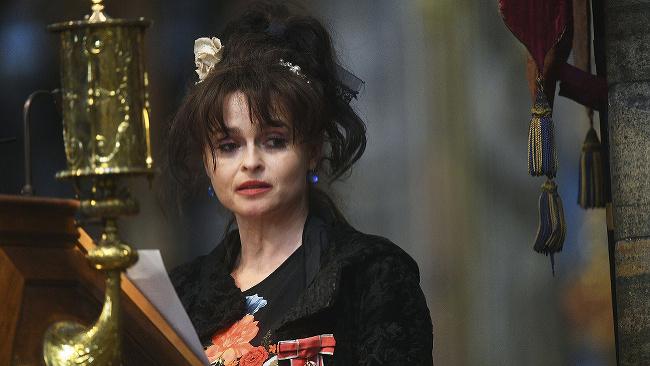 Helena Bonhamová Carterová