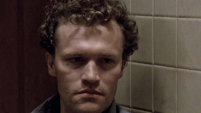 Henry (Michael Rooker) vo filme Henry: Portrét masového vraha