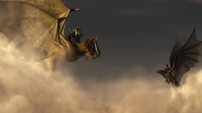 Ako si vycvičiť draka