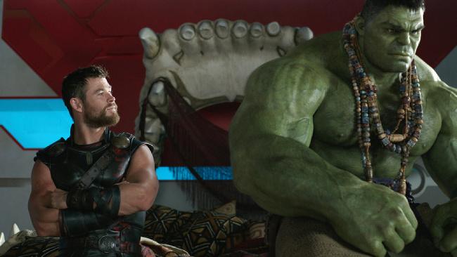 Filmy štúdia Marvel