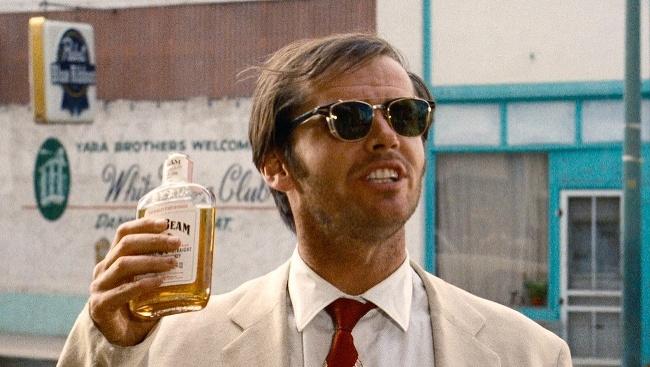 Jack Nicholson v Bezstarostnej jazde