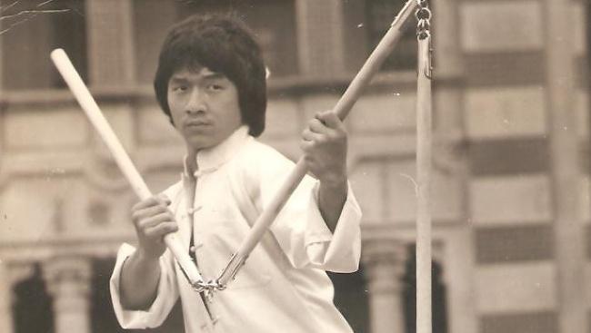 Mladý Jackie Chan