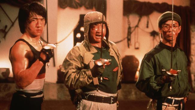 Jackie Chan, Sammo Hung a Biao Yuen
