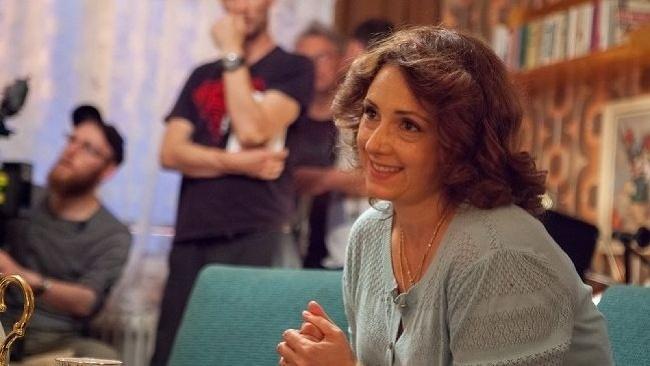 Zuzana Mauréry vo filme