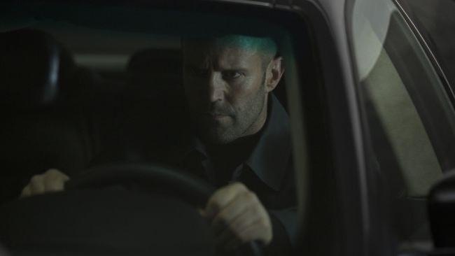 Jason Statham vo filme Rýchlo a zbesilo 7